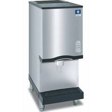 Countertop Ice Machine With Water Line : RNS12A Countertop Ice Maker & Water Dispenser